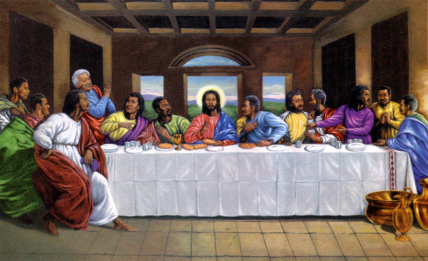 the-last-supper-johnny-myers